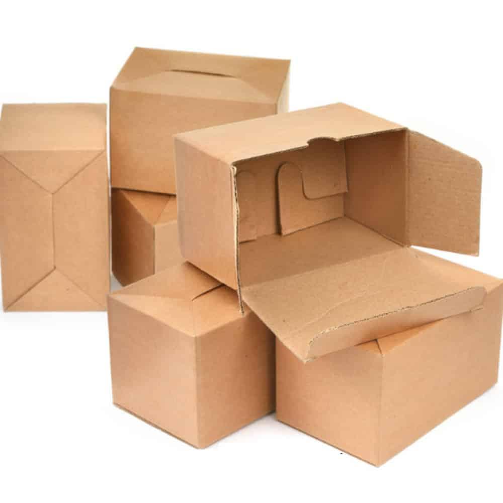Thùng carton 3 lớp là gì? Được cấu tạo như thế nào?