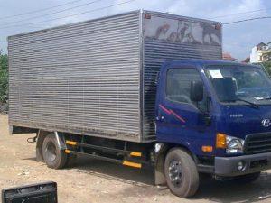 Dịch vụ cho thuê xe tải chất lượng tại Dịch Vụ Dọn Nhà