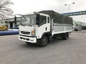 Nhu cầu sử dụng xe tải 7 tấn ngày càng cao