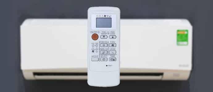 [Giải đáp] Ý nghĩa các biểu tượng trên remote máy lạnh