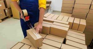Các quy định khi đóng gói hàng hoá