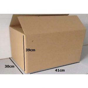 Kích thước của thùng carton