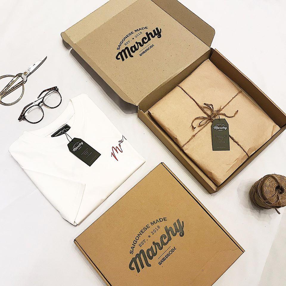 Cách đóng gói sản phẩm may mặc như thế nào?