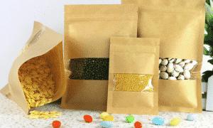 Túi giấy kraft đựng thực phẩm