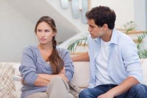 Vợ chồng dể bị lục đục khi sử dụng chủ củ