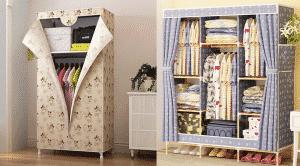 Một chiếc tủ quần áo thông minh sẽ làm căn phòng của bạn gon gàng hơn