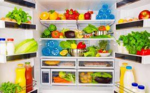 Bảo quản thức ăn trong tủ lạnh đúng cách