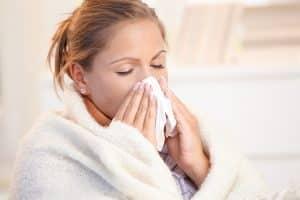 Dùng máy lạnh không đúng cách dẫn đến tình trạng kho mũi