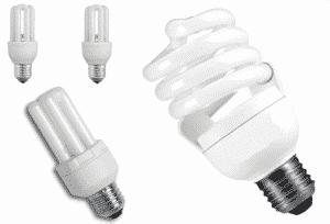 Bạn nên sử dụng đèn compact thay cho đèn sợi tóc