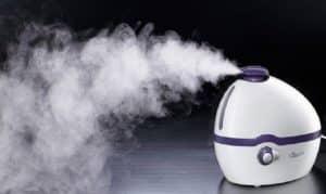 Máy phun độ giúp phòng tăng độ ẩm khi sử dụng máy lạnh