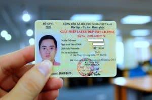 [Hướng dẫn] Cách đổi giấy phép lái xe online tại tphcm