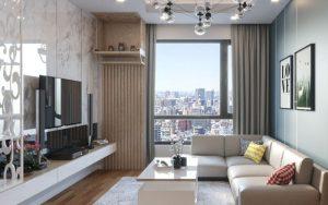 Không nên chọn những căn hộ quá cao