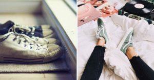 Không mang giày dép vào phòng ngủ