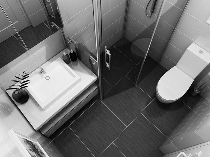 Tránh trường hợp nhà vệ sinh đè nặng lên trên khu bếp hay ban thờ
