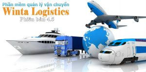 Phần mềm quản lý Logistics Winta