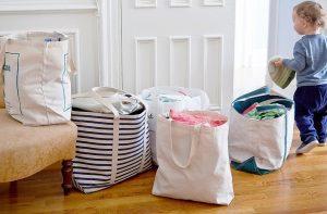 Những vật dụng không cần thiết thì các bạn nên vứt chúng đi