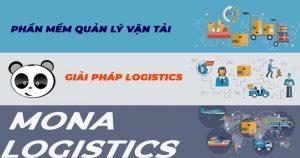 Phần mềm Logistics – Mona Logistics