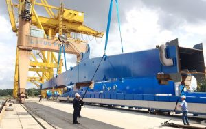 Hướng dẫn quy trình xếp dỡ hàng hóa tại cảng biển