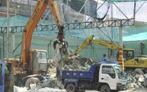 Báo giá dịch vụ vận chuyển phế thải, rác thải xây dựng hiện nay.