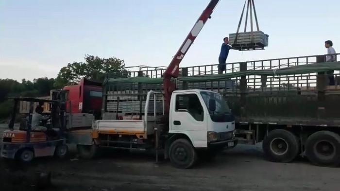 Dịch vụ vận chuyển vật liệu xây dựng
