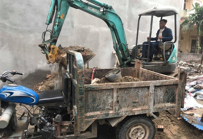 Những yếu tố ảnh hưởng đến giá vận chuyển phế thải, rác thải xây dựng hiện nay